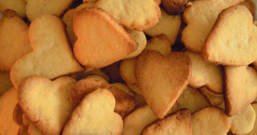 Vánoce se blíží :-) Mandlové sušenky, autor: free-ze.eu
