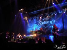 Sabaton, Praha 07.02.2015