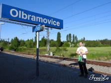 Praha – Prčice 2015, Olbramovice
