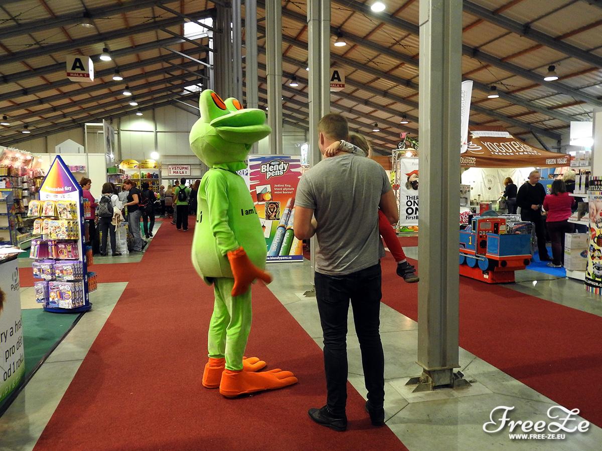fotoreportáž for games for toys model hobby 2015 freeze