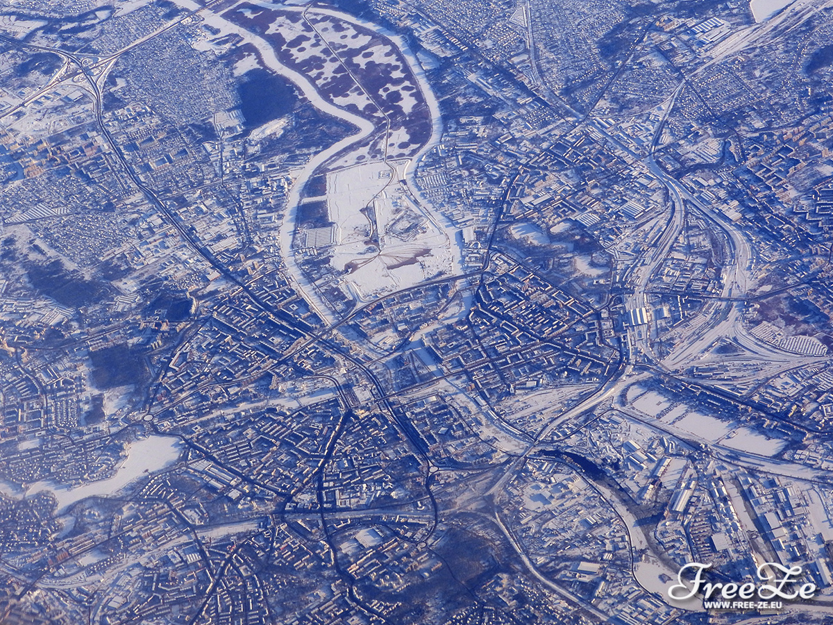 23.01.2016, let do Petrohradu