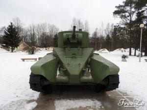 Kolohousenkový tank BT-5