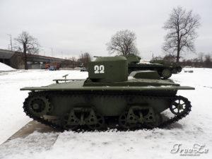 Malý plovoucí tank T-38