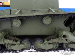 Lehký tank T-26