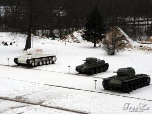 """Muzeum """"Proražení blokády Leningradu"""""""