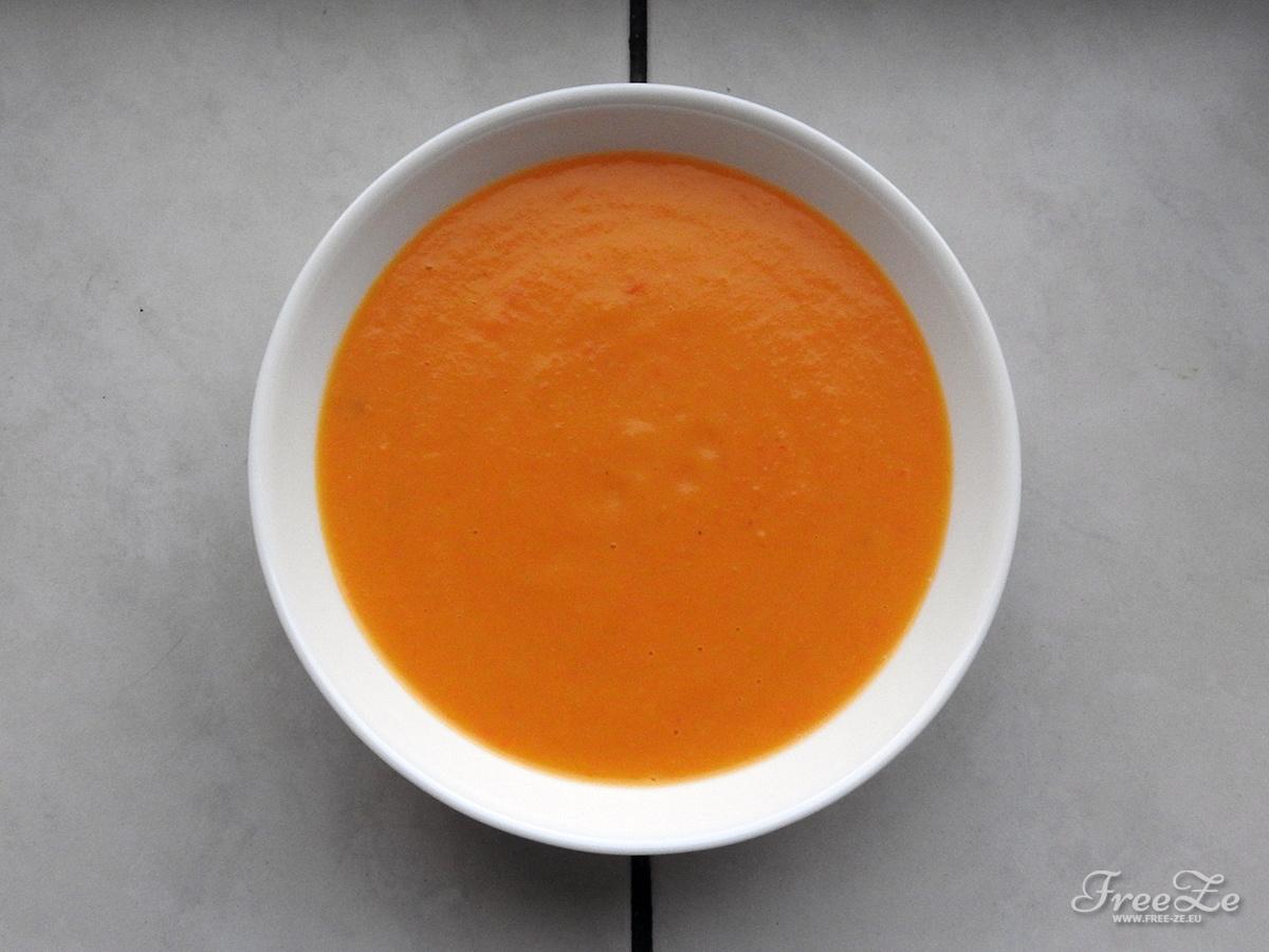 Vynikající domácí dýňová polévka