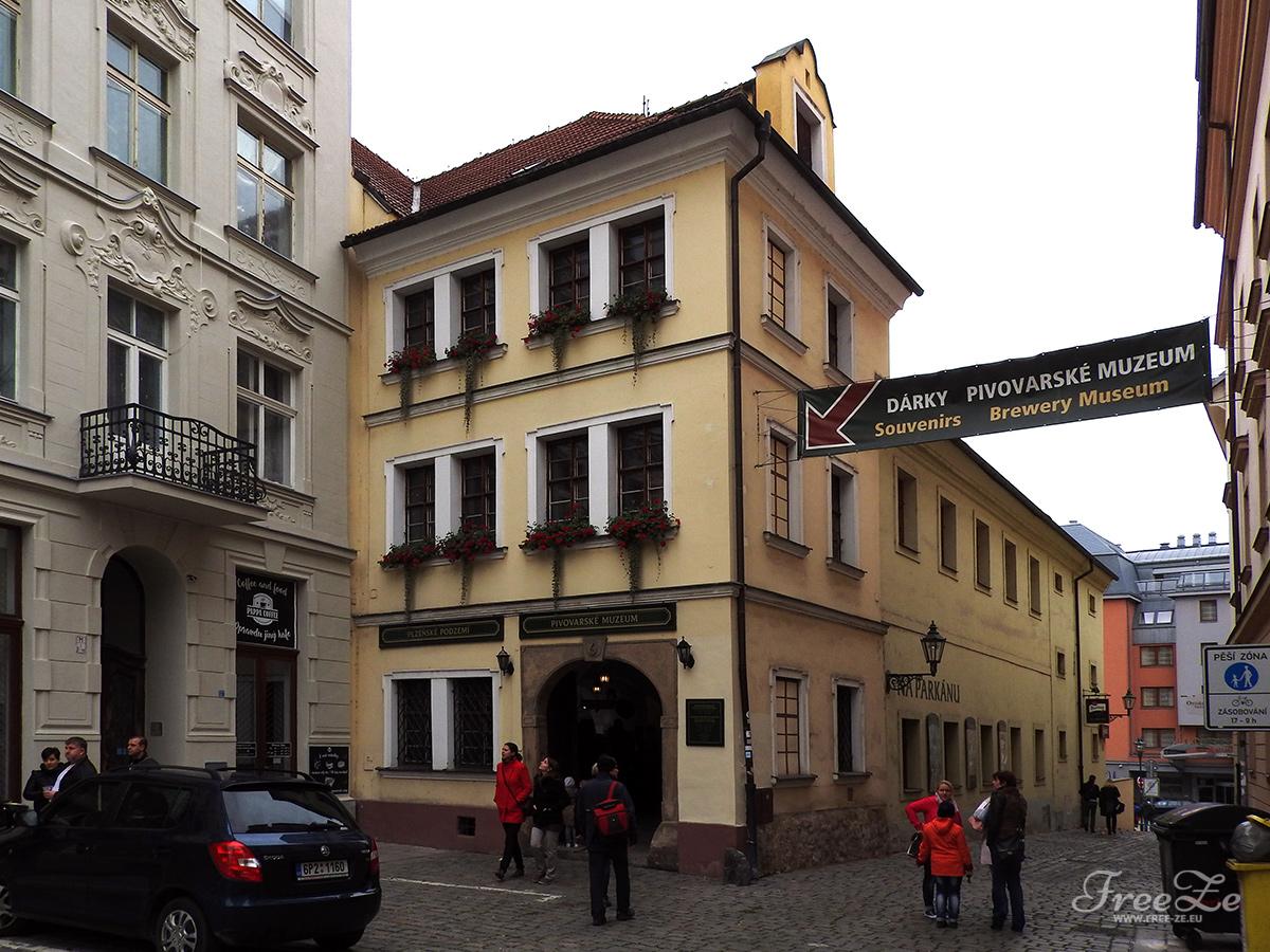 Plzeňské oslavy vzniku republiky – Pivovarské muzeum