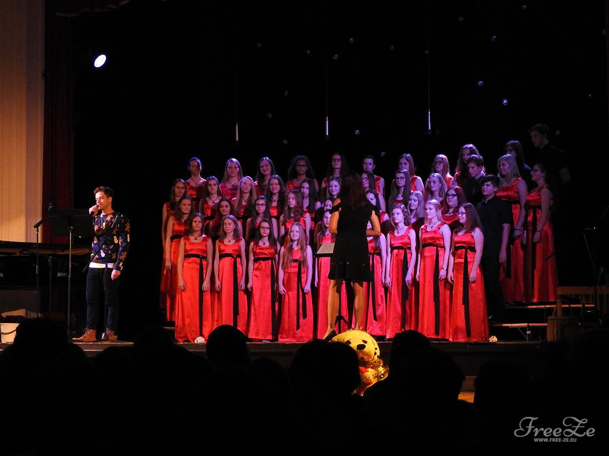 Plzeňský dětský sbor v KD Peklo, 10.12.2017