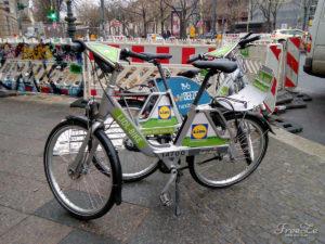 Berlínské dobrodružství: have a LIDL ride