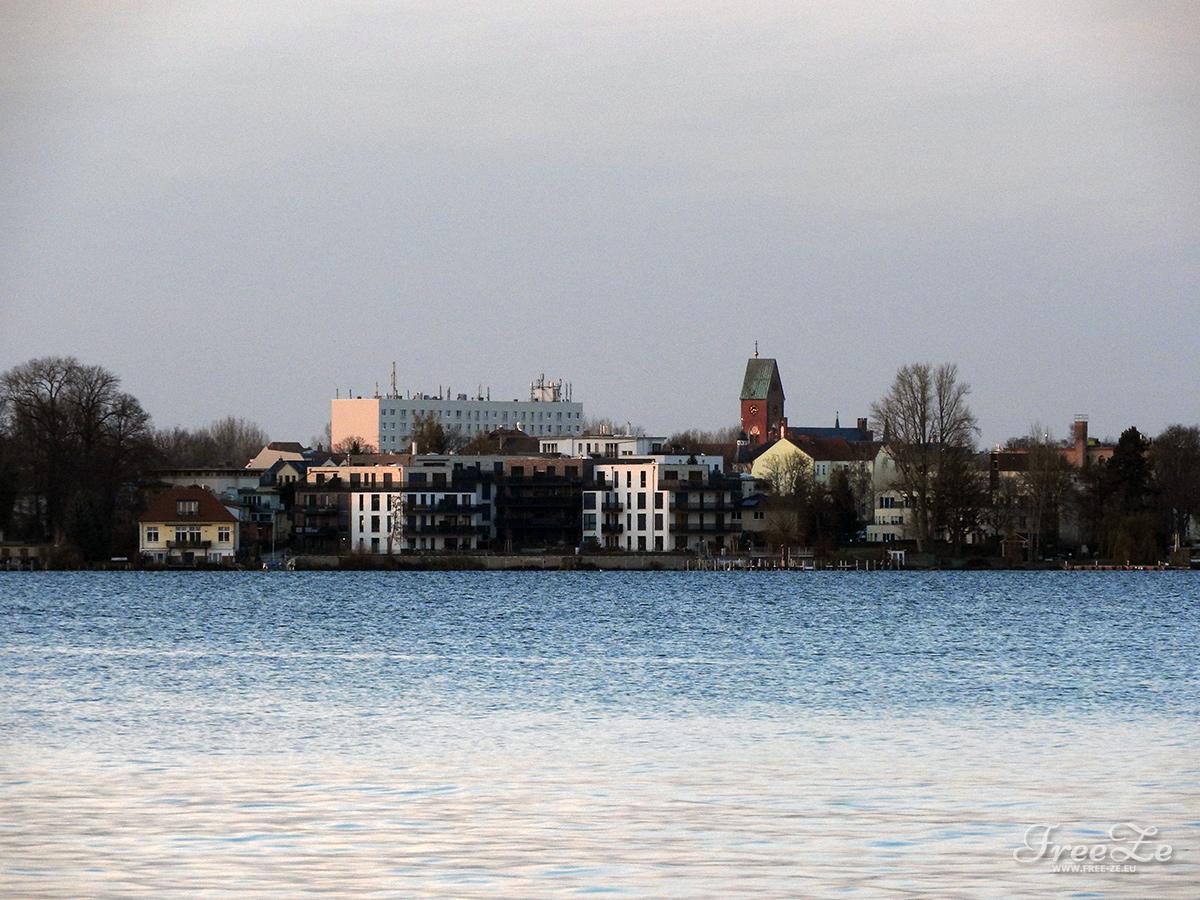 Berlínské dobrodružství: Friedrichshagen, Müggelsee