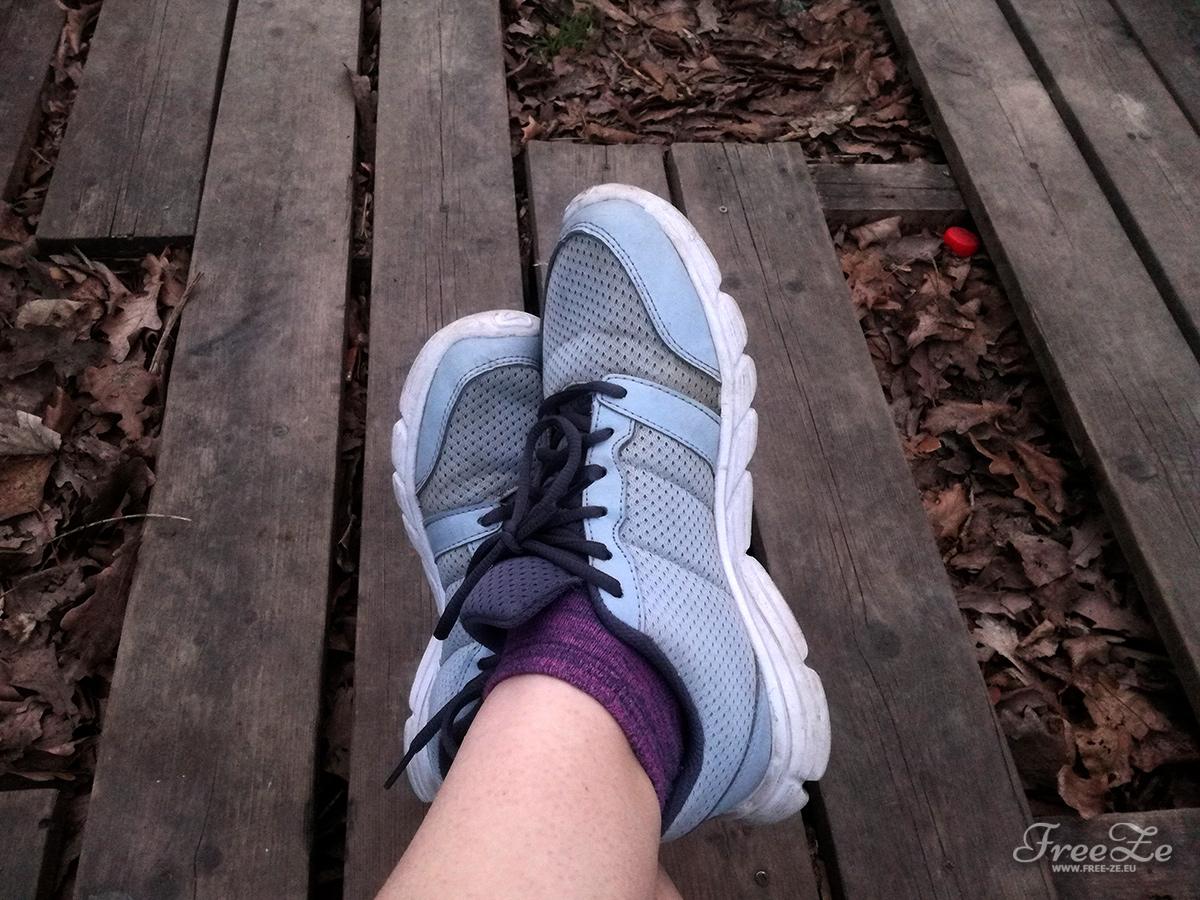 Jak začít běhat: boty Kalenji Run One