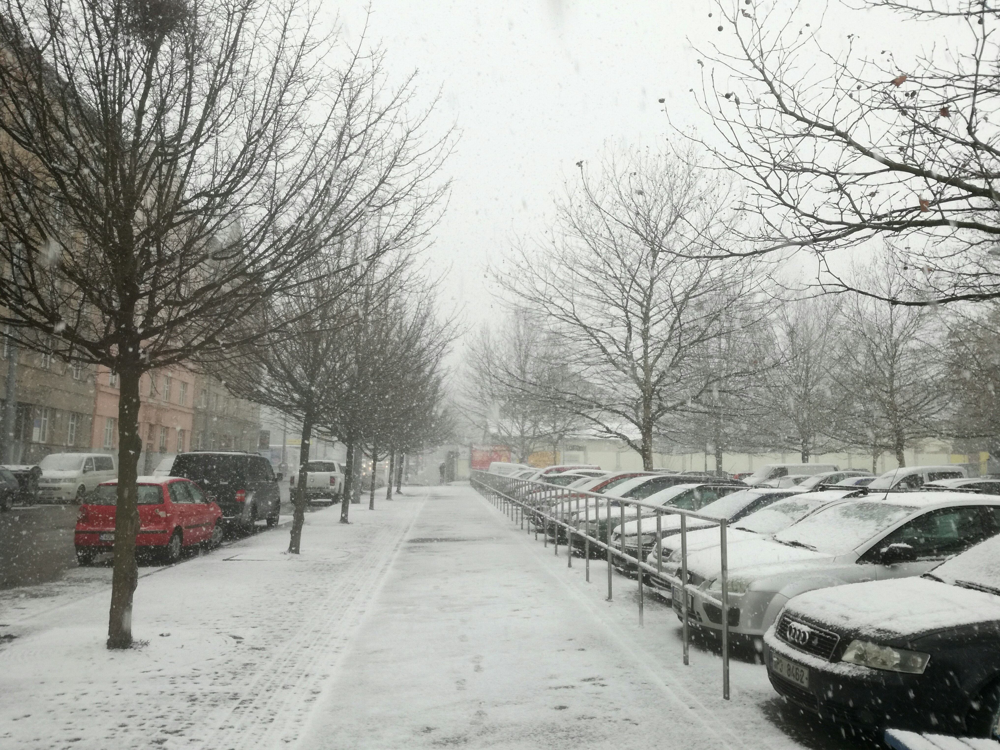Plzeň – zima 2019