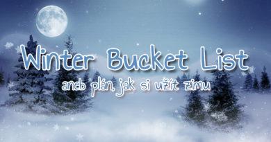 Winter Bucket List aneb plán, jak si báječně užít zimu