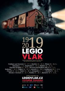 Legiovlak 2019 – plakát
