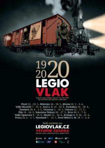 Legiovlak 2020 - 1. pololetí