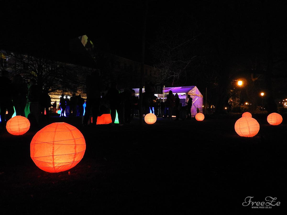 Festival světla BLIK BLIK: Padlé hvězdy