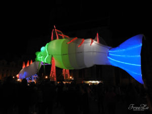 Festival světla BLIK BLIK: Návštěvníci