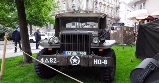 V Plzni proběhly Slavnosti svobody 2019