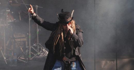 MetalFest 2019: Jonne Järvelä z Korpiklaani