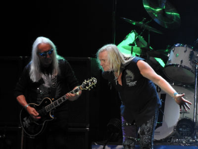 Uriah Heep na Masters of Rock 2019