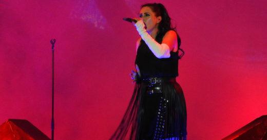 Tarja Turunen a Sharon den Adel na Masters of Rock 2019