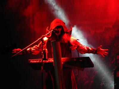 GloryHammer na festivalu Ostrava v plamenech 2019 - Zargothrax
