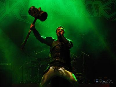 GloryHammer na festivalu Ostrava v plamenech 2019