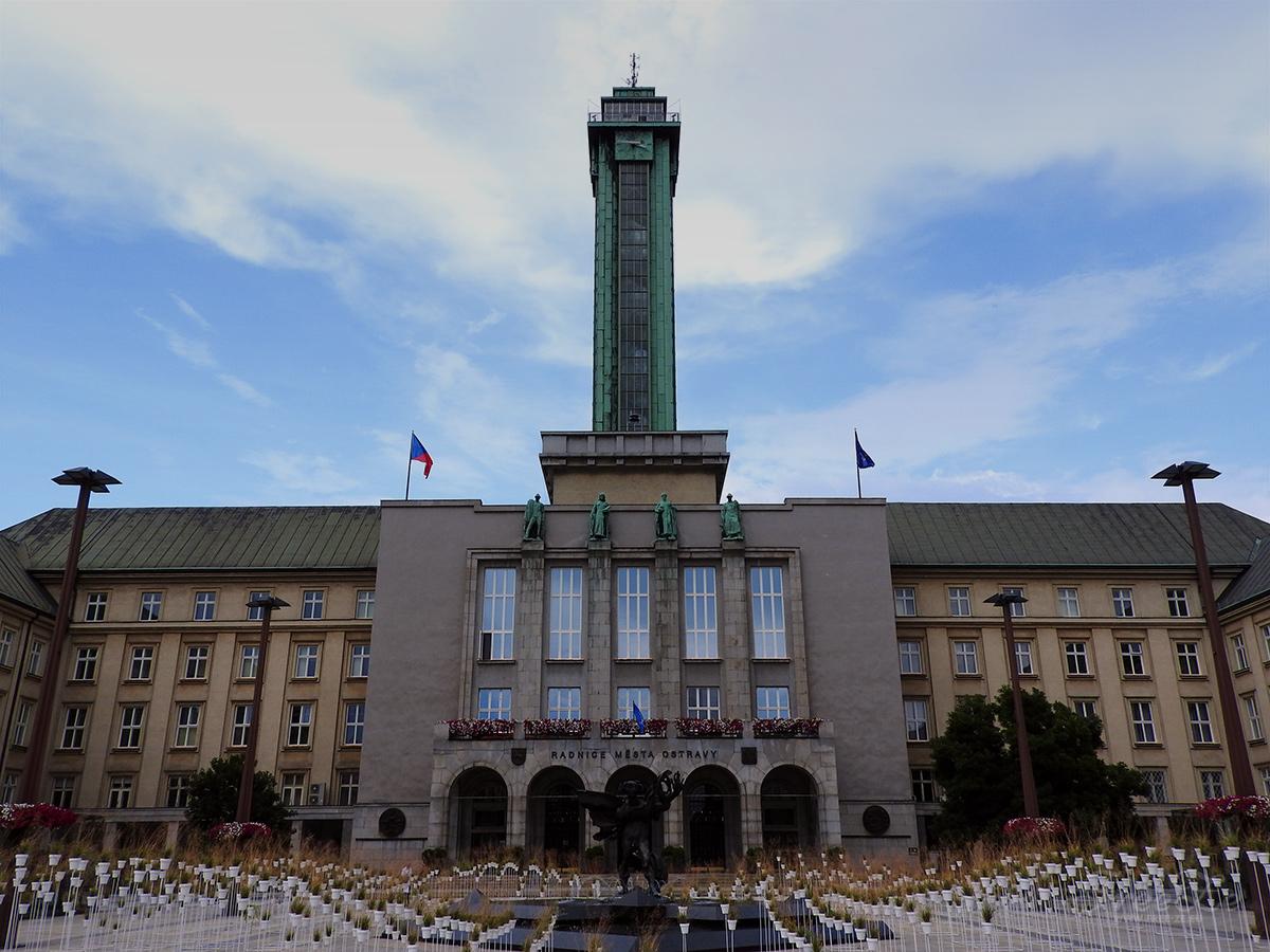 Tip na výlet: Kam vyrazit v Ostravě a co neminout?   Nová radnice v Ostravě