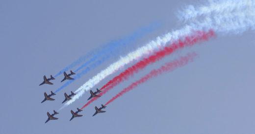 Dny NATO 2019: Patrouille de France