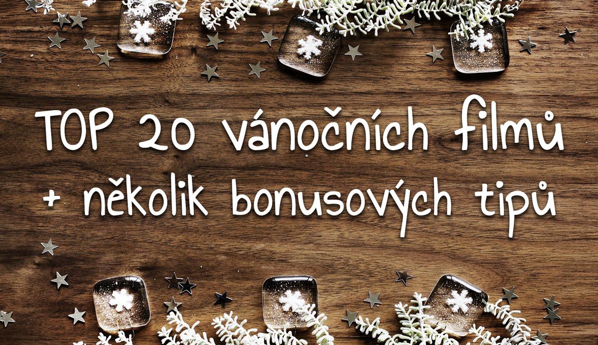 Vánoční filmy: 20 tipů + bonusy