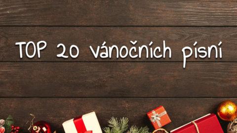 Vánoční písničky poprvé: TOP 20 těch nej vánočních songů