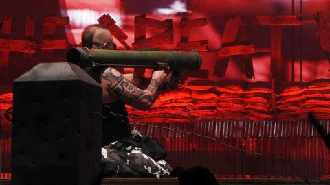 Sabaton a jejich hosté Amaranthe a Apocalyptica předvedli úchvatnou show