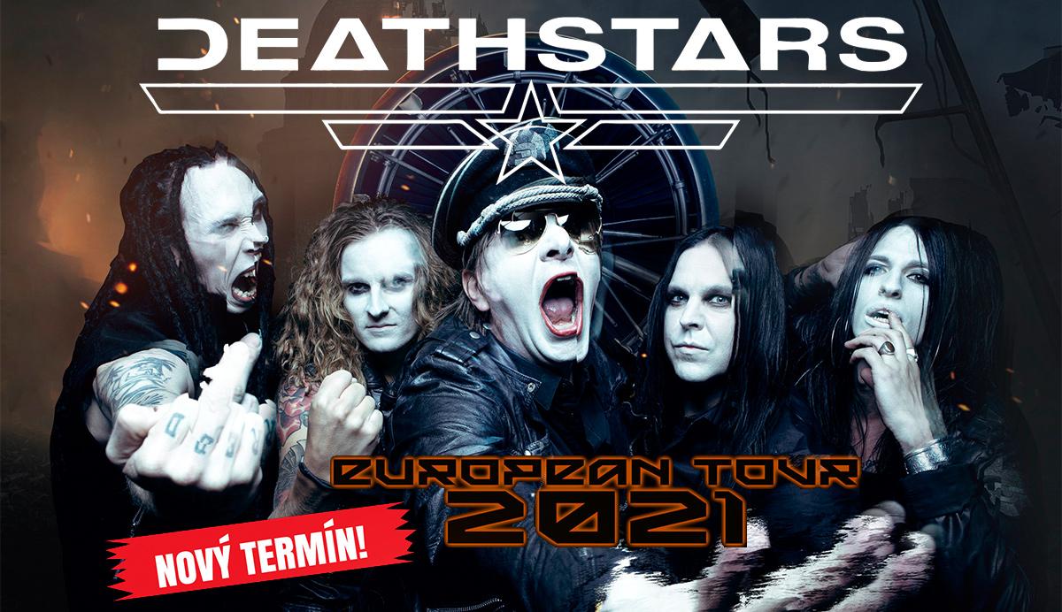 Deathstars vystoupí 29. září 2021 v klubu MeetFactory