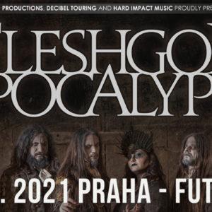 Fleshgod Apocalypse 26. října 2021 vystoupí v Praze
