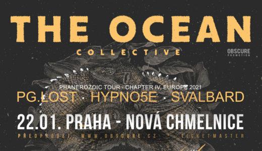 The Ocean vystoupí 22. ledna 2021 v Nové Chmelnici