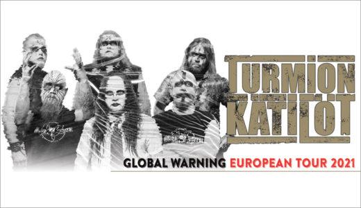 Turmion Kätilöt vystoupí 1. března '21 v Nové Chmelnici