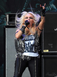 Doro Pesch na Masters of Rock 2018