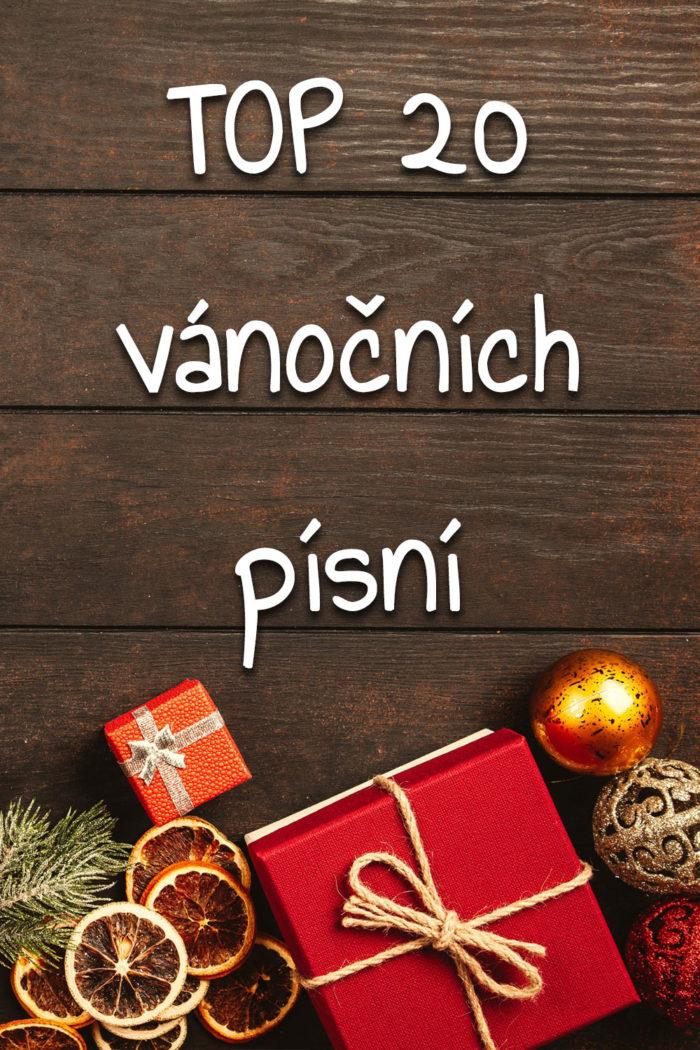 Vánoční hudba poprvé: TOP 20 těch nej vánočních songů