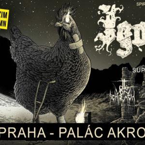 Igorrr vystoupí 27. listopadu 2021 v Paláci Akropolis