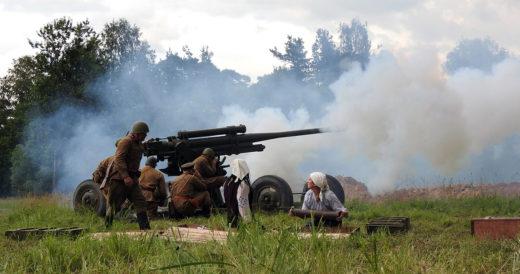Rekonstrukce bitvy: Lužská obranná linie; 10. 07. 2016